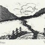 The Pass of the Birds, Connemara